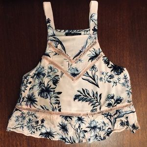 Kendall & Kylie Floral Tank